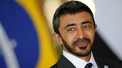 UAE foreign minister says Iran fingerprints clear on oil tanker attacks - Arabiya TV