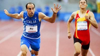 Atletica: record italiano 400 mt per Re