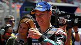 Le Français Fabio Quartararo décroche la pole position du GP de Catalogne le 15 juin 2019
