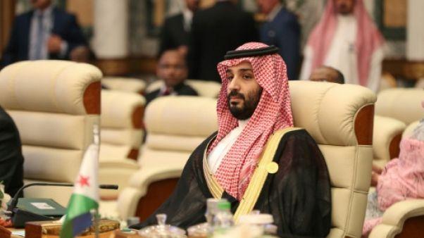 Le prince héritier saoudien Mohammed ben Salmane le 31 mai 2019 à La Mecque