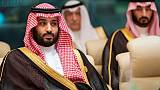 Le prince héritier d'Arabie saoudite Mohammed ben Salmane, le 31 mai 2019 à La Mecque pendant une réunion du Conseil de coopération du Golfe