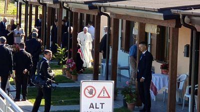 Papa a terremotati, 'abbiate speranza'
