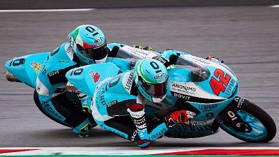 Gp Catalogna: Ramirez vince in Moto3