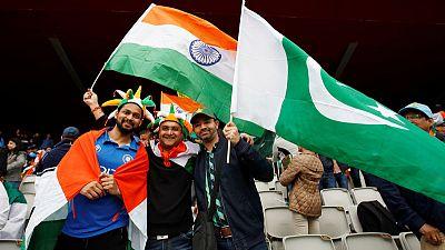 India and Pakistan rivalry renewed under grey English skies
