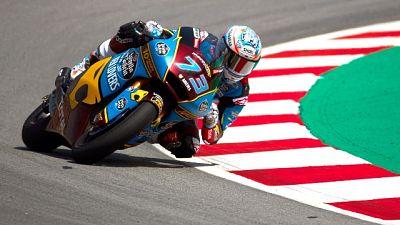 Gp Catalogna: vittoria Marquez in Moto