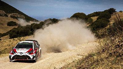 Auto:Rally Italia altri 3 anni Sardegna