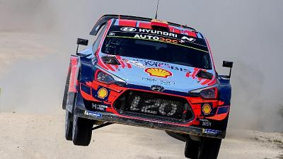 Rally Sardegna, vince Sordo su Hyundai