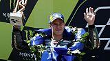 Le Français Fabio Quartararo s'offre la deuxième place du GP de Catalogne derrière Marc Marquez le 16 juin 2019