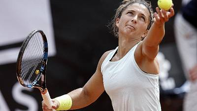 Tennis: Errani vince torneo Tiro a Volo