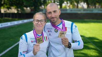 Arco: Mondiali, Italia Mixed è di bronzo
