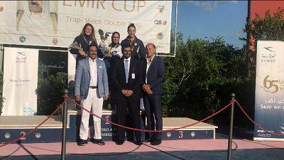 Tiro a volo:Emir Cup,oro Italia e Kuwait