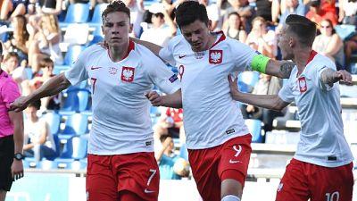 Euro U21: Polonia-Belgio 3-2