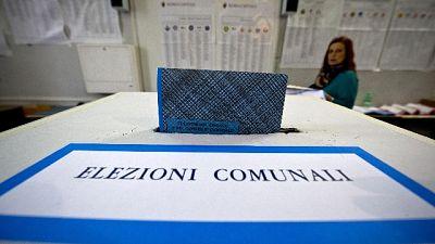 Comunali Sardegna, 55% affluenza alle 23