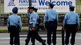 اليابان تعتقل رجلا لطعنه شرطيا والاستيلاء على سلاحه