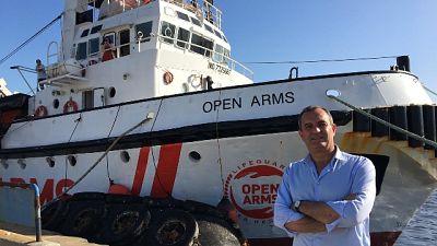 De Magistris, benvenuta nave Open Arms