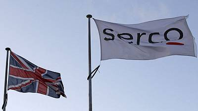 Babcock confirms it turned down Serco's buyout offer