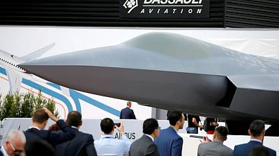 Spain joins France and Germany in race to build Europe's next fighter jet