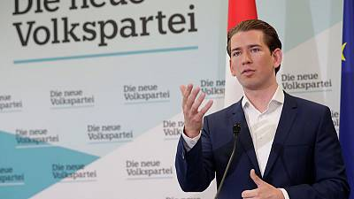 Austria's Kurz says email hoax tried to link him to Ibiza video scandal