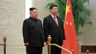 China's President Xi to visit North Korea on Thursday - state media