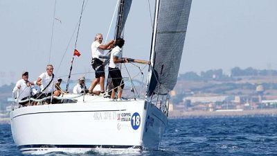 Brindisi-Corfù: vince campione Morgan IV