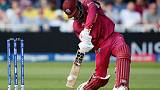 Hope misses ton as West Indies post 321-8 against Bangladesh
