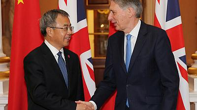 UK hopes Trump and Xi can ease trade tensions at G20 summit - Hammond