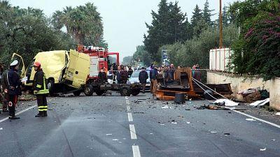 Incidenti stradali, due morti nel Pavese