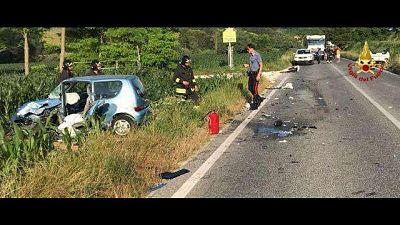 Ubriaco scappa dopo incidente, arrestato