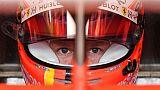 L'Allemand Sebastien Vettel lors du GP de Monaco le 25 mai 2019