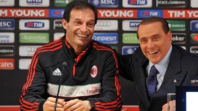 Berlusconi: Particolare che Allegri via