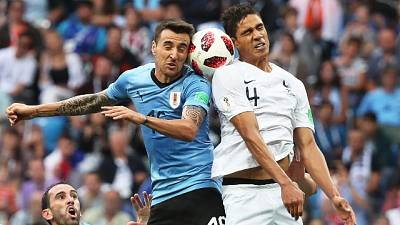 Coppa America finita per Vecino