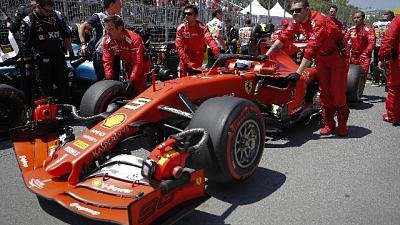 F1: penalità Vettel, istanza Ferrari