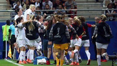 Mondiali: Francia e Norvegia qualificate