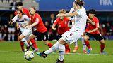 Two penalties see lacklustre Norway seal last 16 spot