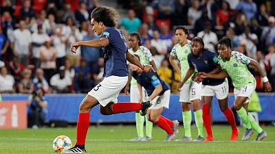 France maintain perfect record with Renard's VAR penalty