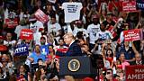Donald Trump le 18 juin 2019 à Orlando, en Floride