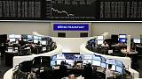 Chips, Iran worry European stock markets