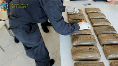 'Ndrangheta e traffico cocaina,4 arresti