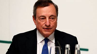 ECB will ease policy if inflation doesn't pick up - Draghi