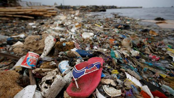 Southeast Asia should ban imports of foreign trash - environmentalists