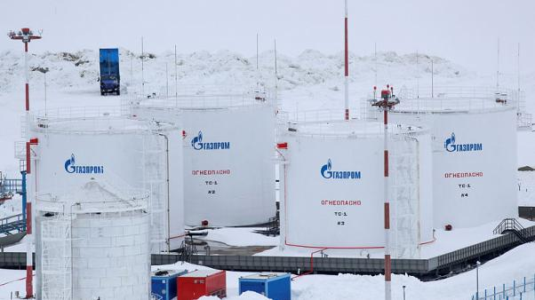 Gazprom says U.S. LNG is not replacing Russian gas in Europe