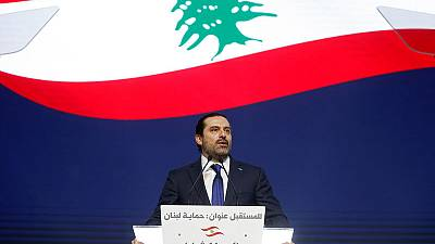 Lebanon's Hariri calls for cabinet solidarity in budget debate
