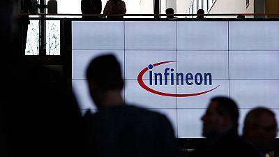 Infineon raises £1.4 billion to help fund Cypress deal