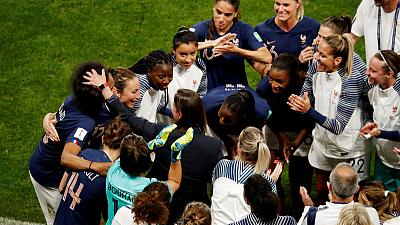 Perfect record for France but a lot to improve as knockout phase looms