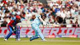England's Morgan blasts record 17 sixes against Afghanistan
