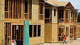 U.S. housing starts fall in May, but trend improving