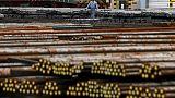 U.S.-China trade spat causing some slowdown in Japan steel demand - Japan steel lobby