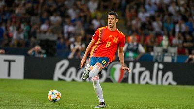 Euro U21: Spagna, 'grazie Bologna'