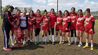 Tunisia women's national rugby team