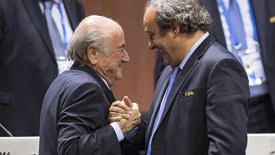 Blatter, 'sorpreso dal fermo di Platini'
